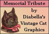 Cat - Dog Memorial Tribute banner